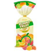 Цукерки Bonny-Fruit Цитрусові фрукти ВКФ 200г/18пак