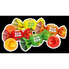 Карамель ROSHEN з фруктово-ягідною начинкою Бім-Бом РЦ 1 кг/8шт