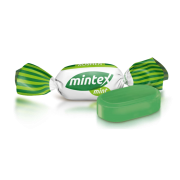 Карамель Mintex Mint зі смаком м'яти ROSHEN ВКФ 1кг/9шт