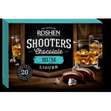 Цукерки Roshen Shooters з ромовим лекером ВКФ 150г/10шт