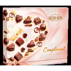 Цукерки Roshen Compliment ВКФ 145г/8шт