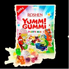 Цукерки желейні ROSHEN Yummi Gummi Mini Party Mix ВКФ 200г/13шт