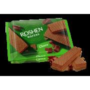 Вафлі ROSHEN Wafers шоколад ВКФ 72г/40шт