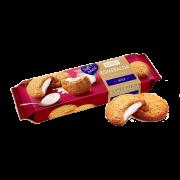 Здобне печиво ROSHEN Есмеральда soft heart milk ККФ 170г/14шт