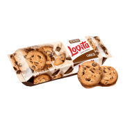 Здобне печиво ROSHEN Lovita Classic Coocies з шматочками глазурі ВКФ 150г/16шт