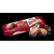 Здобне печиво ROSHEN Lovita Soft Cream Cookies choco ККФ 170г/14шт