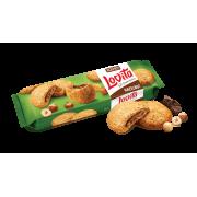 Здобне печиво ROSHEN Lovita Soft Cream Cookies hazelnut ККФ 170г/14шт