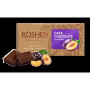Шоколад ROSHEN чорний чорносливом ВКФ 90/22шт