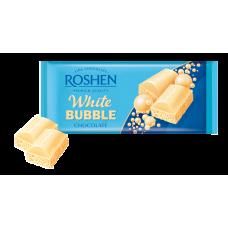 Шоколад ROSHEN Пористий білий ВКФ 80г/20шт FP